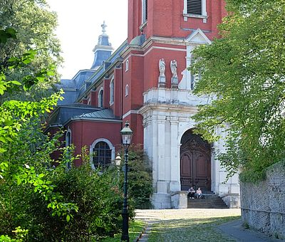 St. Michael Aachen Burtscheid