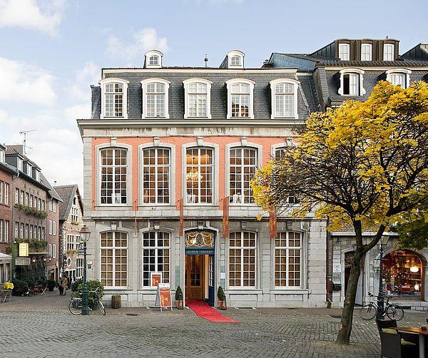 Couven Museum Aachen Außenansicht
