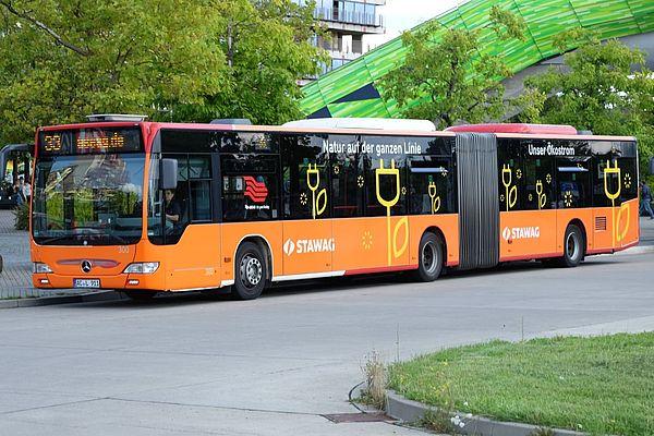 ASEAG Bus Aachen