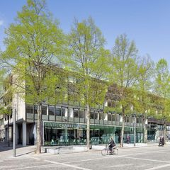 Centre Charlemagne - Neues Stadtmuseum Aachen von außen