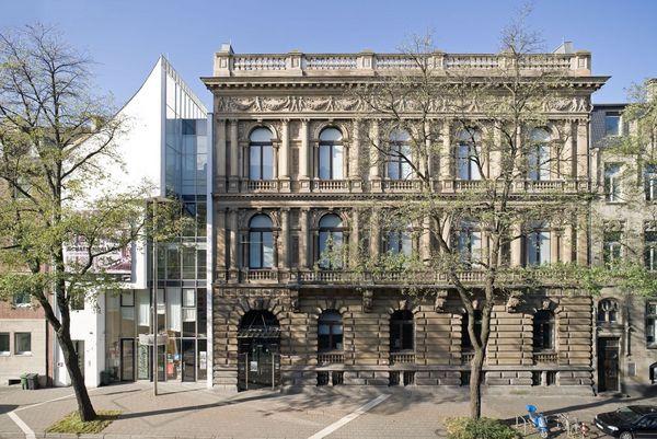 Suermondt-Ludwig-Museum Aachen Außenansicht