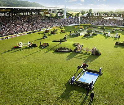 Weltfest des Pferdesports - CHIO Aachen Hauptstadion