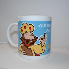 Kaffeebecher Karl der Kleine