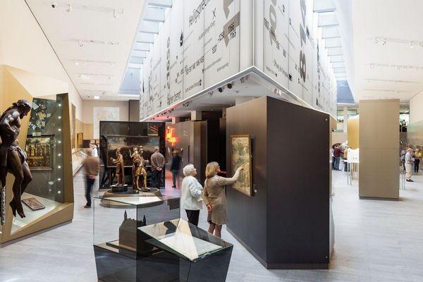 Centre Charlemagne - Neues Stadtmuseum Aachen / Dauerausstellung