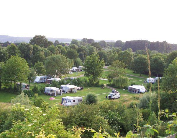 Campingplatz in Aachen