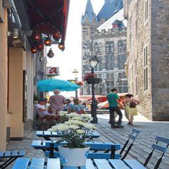 Aachener Altstadt Pontstraße