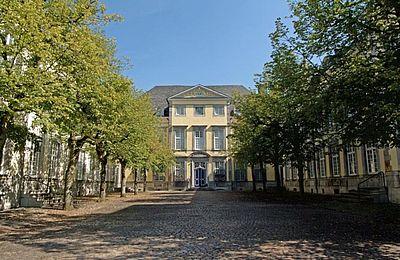 Aachen Kornelimünster ehemalige Reichsabtei