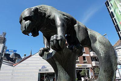 Bahkauv-Brunnen Aachen