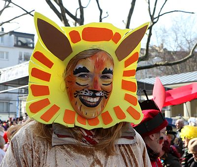 Kinderkarnevalszug Aachen