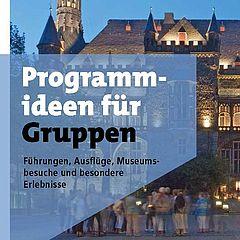 Broschüre Programmideen für Gruppen