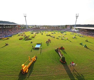 CHIO Aachen Hauptstadion