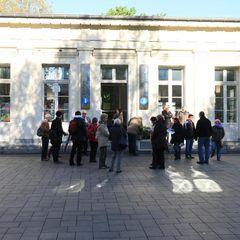 Tourist Info Elisenbrunnen in Aachen