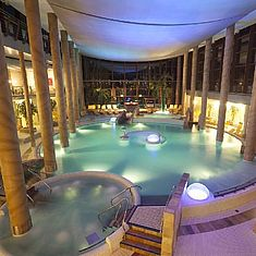 Carolus Thermen Bad Aachen Thermalwelt