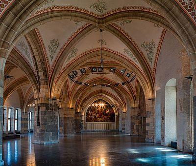 Aachener Rathaus Krönungsaal