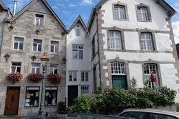 Aachen Kornelimünster schmalstes Haus