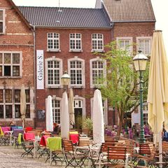 Hof Aachen Sommer